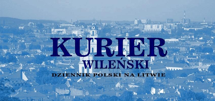 Artykuł wKurierze Wileńskim