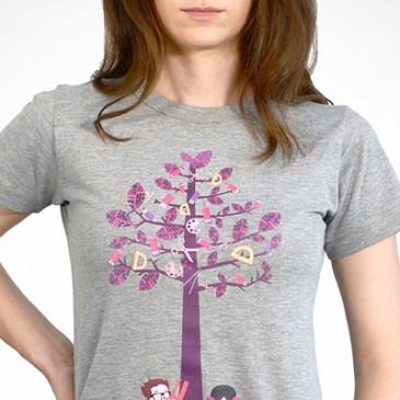 Charytatywne koszulki | wersja damska