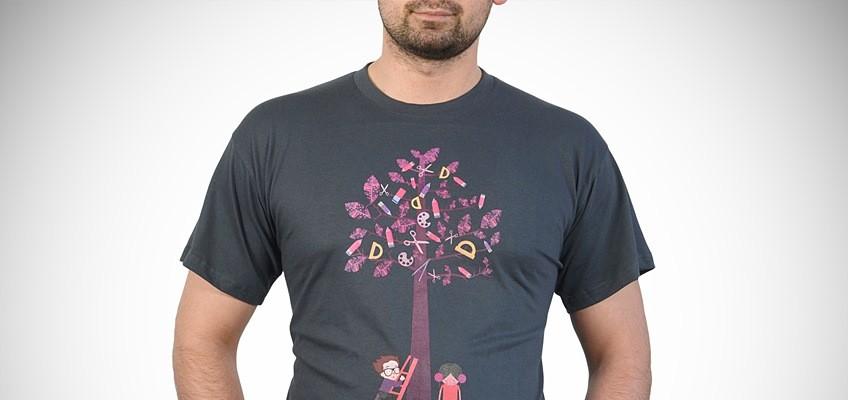 Charytatywne koszulki | wersja męska