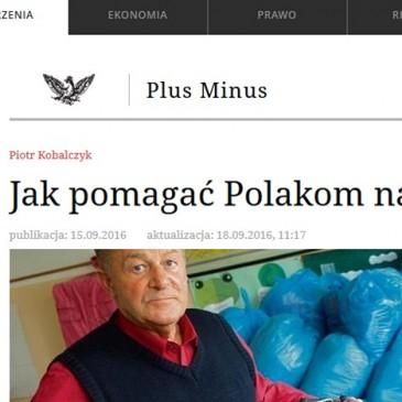 Piszą onas | Rzeczpospolita