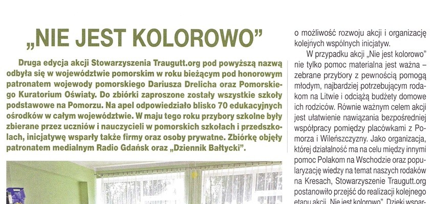 Piszą onas | Magazyn Wileński