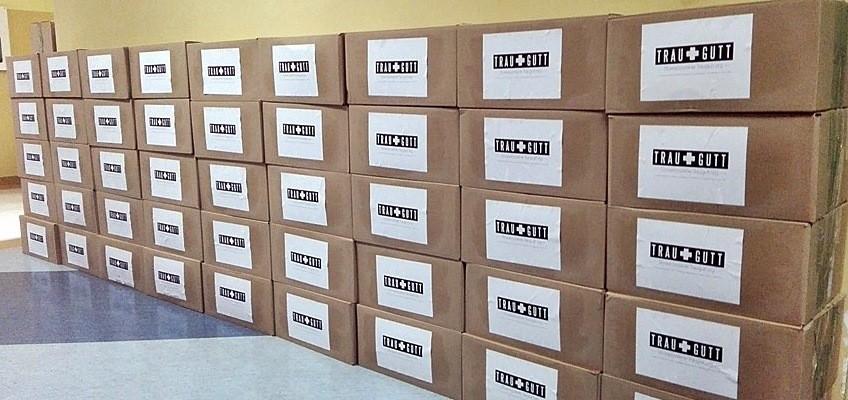 Pakowanie darów