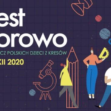 6. edycja Nie jest kolorowo – wsparcie polskich dzieci zKresów